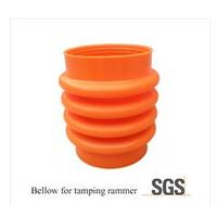 Bellow for tamping rammer