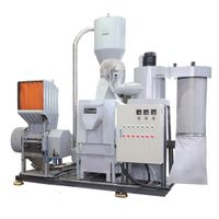 AL Series Cable Granulating & Copper Separating Recycling System thumbnail image