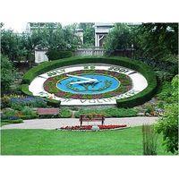 Garden Outdoor Clock