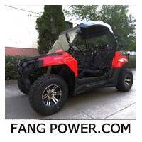 EPA certifired 200cc  UTV for sale thumbnail image