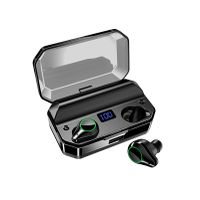 T9 tws earbuds with 7000mAh of huge battery to support charging of mobile phone