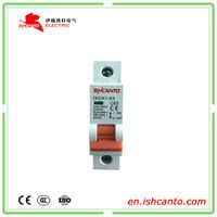 1p 63 amp mini circuit breaker MCB