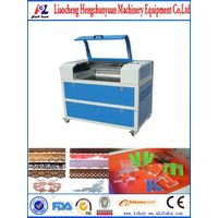 home business small CO2 laser engraving machine FL-460