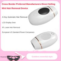Factory sales household mini painless automatic hair remover lamp holder detachable cleaning thumbnail image