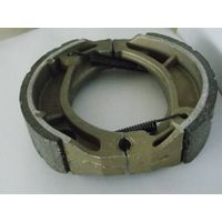 motorcyle spare parts type CG125 brake shoe