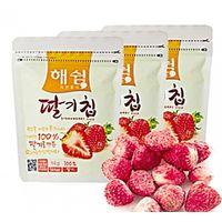 fruit chip(Strawberry, Apple, Pear)_Health snacks for family