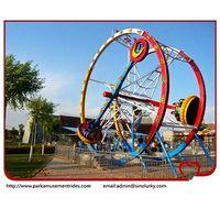 Carnival Ferris ring car used amusement park/amusement Carnival Ferris ring car rides for kids thumbnail image