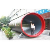 DN2000 Ductile Iron Pipes