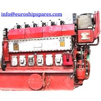 MAK 6M20 ENGINE FOR SALE