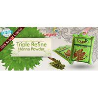 Lagan Triple Refine Henna Powder For Skin 500g Pkd | 100% Natural