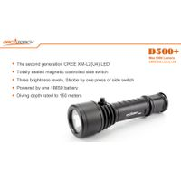 1000lumens magnetic controlled diving light