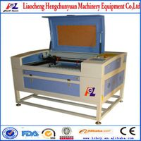 long life high precision 1300*900mm 80W laser cutting machine thumbnail image