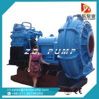 heavy duty marine dredge pump centrifugal sand gravel pump