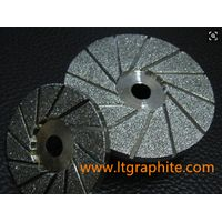 Graphite Mold Utilize for Diamond Parts Boned on Grinding Cups thumbnail image