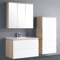 Goldea Bathroom Cabinet SYRINX YBC 140-090