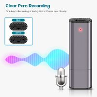 Hot products 2020 Mini 384kbps spy audio device spy microphone voice recorder usb recorder
