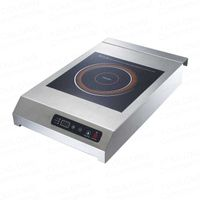 induction cooker C3510-SL Touch Control thumbnail image