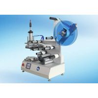 semi automatic tamp blow labeler