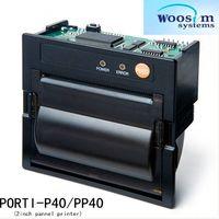 Woosim PORTI-P40/PP40 58mm thermal panel printer