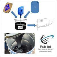 polymer modify bitumen
