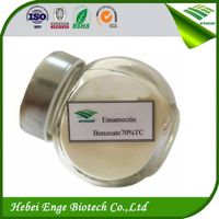 Insecticide Emamectin Benzoate 5%WDG, 70%TC
