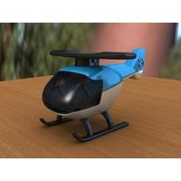 solar toy helicopter thumbnail image