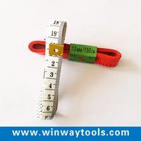 150cm 60inch customized pvc fiberglass tape measure thumbnail image