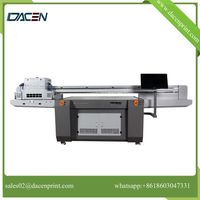 ceramic printing machine with anti-collision system certified by CE
