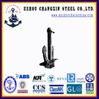 The worldsale sea anchor supplier Japan Stockless Marine Anchor
