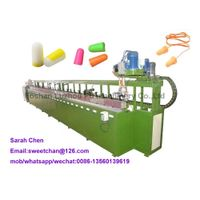 Pu sponge ear plugs foaming production line