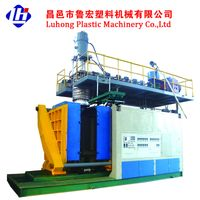 1000-3000L Double Layers Full Automatic Hollow Blow Molding Machine