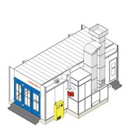 Sell spray booth, oven booth,baking booth thumbnail image