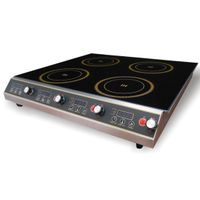 High power induction cooker 3600W X 4
