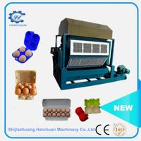 3000pcs high quality egg tray machine