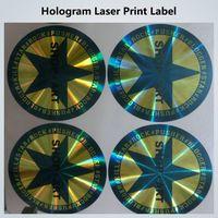 Laser Hologram Tamper Evident Label