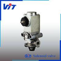 Truck air brake parts Solenoid valve 472 250 007 0