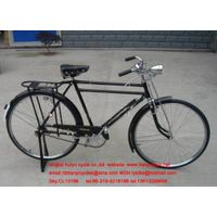 """28""""traditional bicycle"""