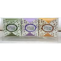 herbal Soap 100g 4 scents