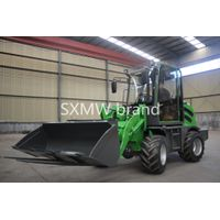 SXMW 4wd compact and multi-function 0.8 ton loader ce with low price