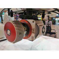 Long Range Riegl Sensor 10HZ 200HZ Airborne UAV LiDAR System