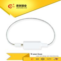 Adjustable cable seal low price pull tight aluminium alloy cable seals