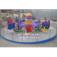 Disk chance unicoaster thrilling amusement rides for sale big major rides