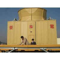 glass fiber reinforced plastic cooling tower