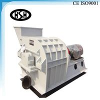 Wood chips hammer mill