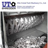 Single Shaft Shredder Crusher S2250 for plastic, wood, metal, cable, paper crusher recycling thumbnail image