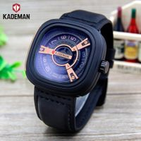 Kademan Korean Fashion Japanese movement cheap bulk China watches