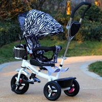 new 3 wheel stroller / 4 in 1 tricycle for 1 to 3 years old Qiangjiu Bicycle Group