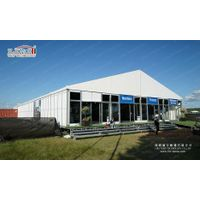 500 People Wedding Tent 15x40m Party Tent for Sale