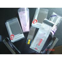 PVC gift packaging boxes clear favor box