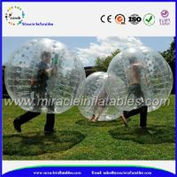 football inflatable body zorb ball,human bouncy ball for soccer sport BB-M7004